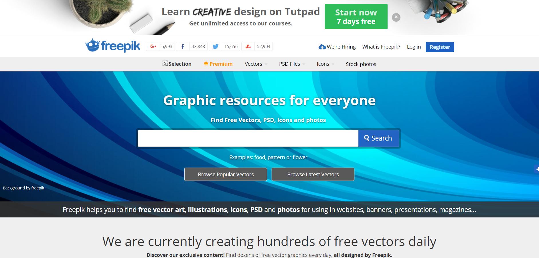 Freepik: Kostenlose Vektoren, Fotos und PSD Downloads